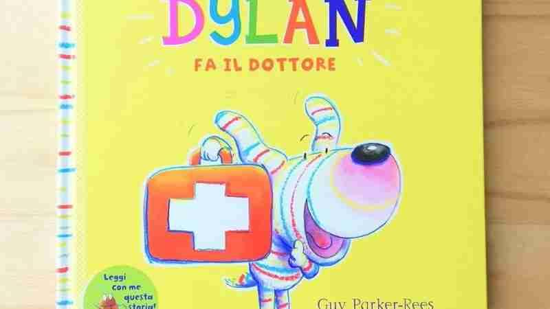 DYLAN FA IL DOTTORE di Guy Parker Rees, LE RANE DI INTERLINA