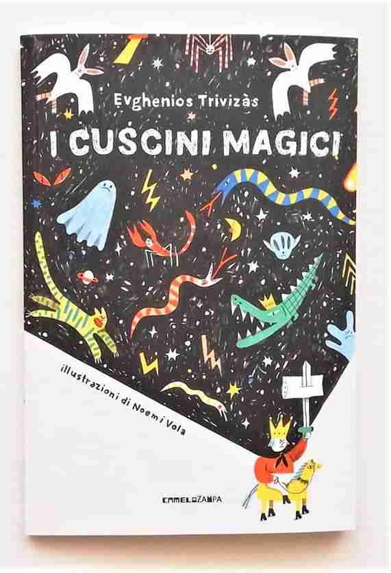I CUSCINI MAGICI di Evghenios Trivizàs, CAMELOZAMPA