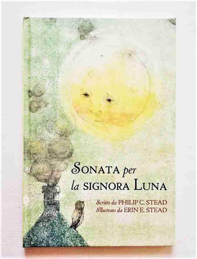 SONATA PER LA SIGNORA LUNA di Philip C. Stead e Erin E. Stead, BABALIBRI
