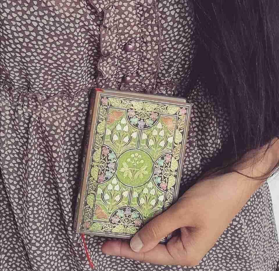 Poesia in fiore: la mia Paperblanks