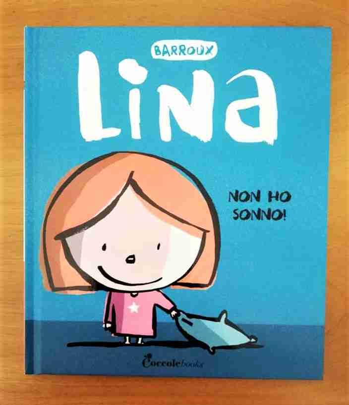 NON HO SONNO! di Barroux, COCCOLE BOOKS