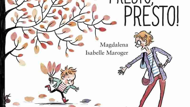 PRESTO PRESTO! di Magdalena e IsabelleMaroger, PICARONA