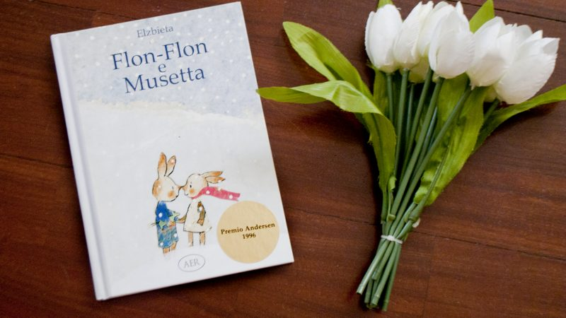 FLON FLON E MUSETTA di Elzbieta, AED EDIZIONI