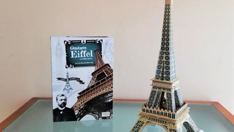 GUSTAVE EIFFEL La Torre Eiffel, SASSI JUNIOR