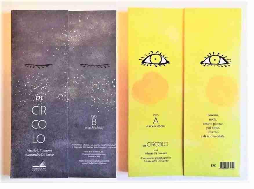 IN CIRCOLO di Alessio Di Simone e Alessandro Di Sorbo, VERBAVOLANT EDIZIONI