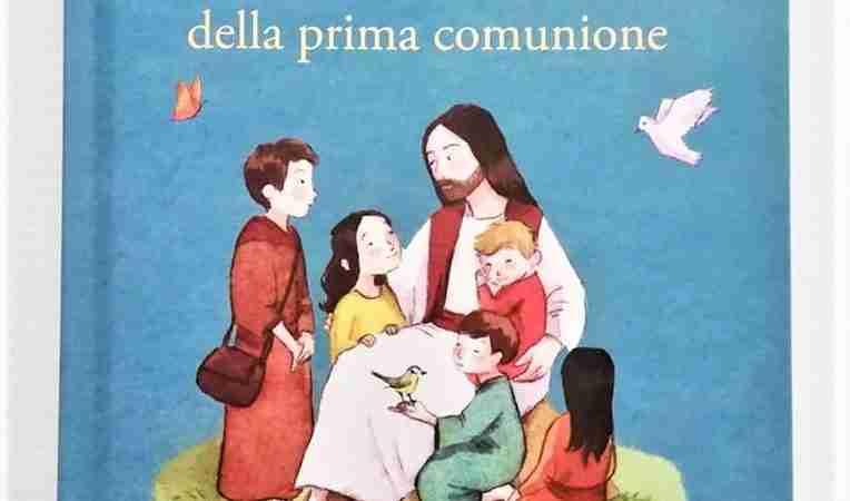 PICCOLO CATECHISMO DELLA PRIMA COMUNIONE di Guillaume de Menthière e Èmilie Vanvolsem, EDIZIONI SAN PAOLO