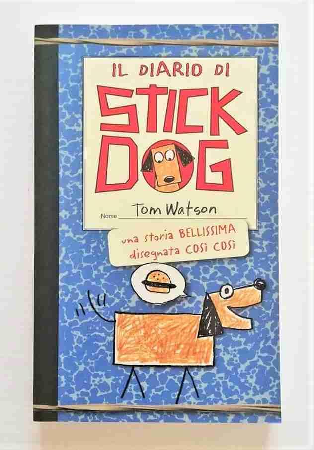 IL DIARIO DI STICK DOG di Tom Watson, LE RANE DI INTERLINEA