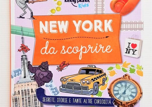 NEW YORK DA SCOPRIRE, LONELY PLANET