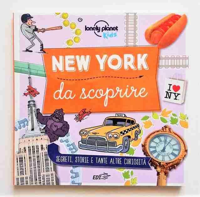 NEW YORK DA SCOPRIRE, LONELY PLANET