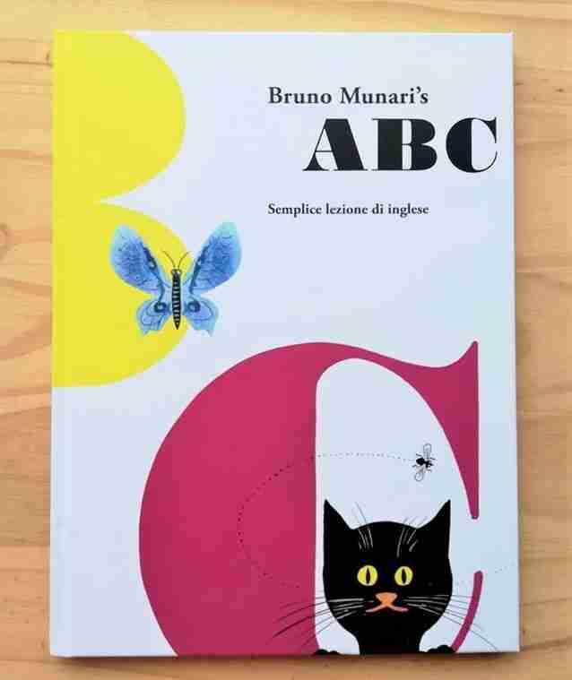 Bruno Munari's ABC di Bruno Munari, CORRAINI EDIZIONI
