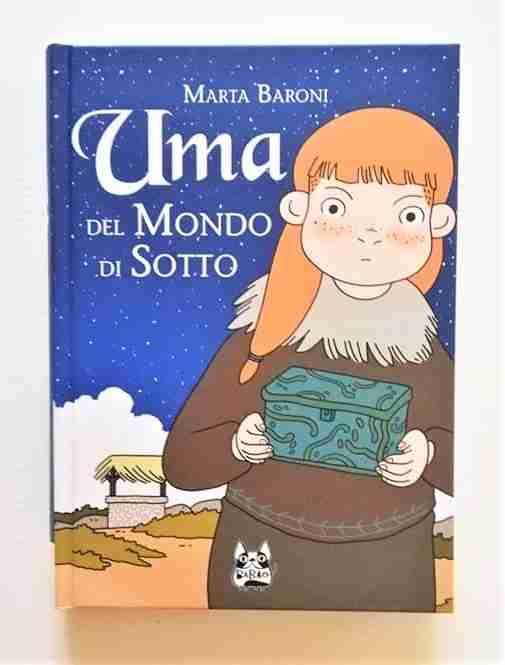 UMA DEL MONDO DI SOTTO di Marta Baroni, BAO Publishing
