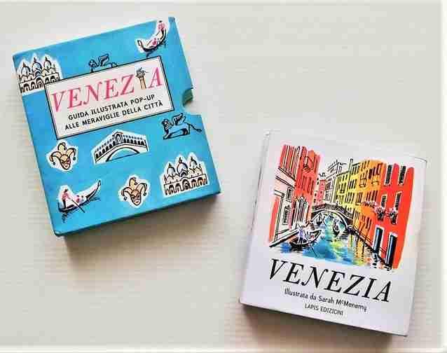 VENEZIA guida illustrata pop up alle meraviglie della città, LAPIS EDIZIONI