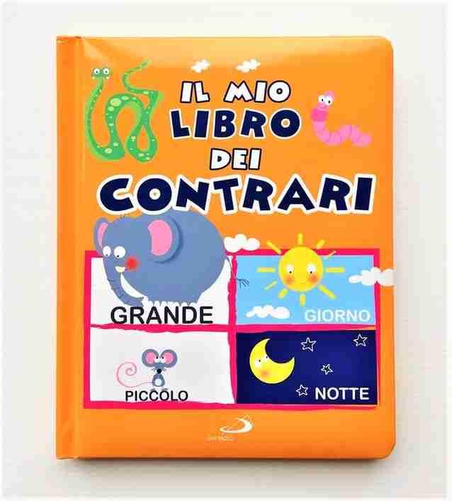 IL MIO LIBRO DEI CONTRARI di Daria Lavinia Rosi, SAN PAOLO EDIZIONI