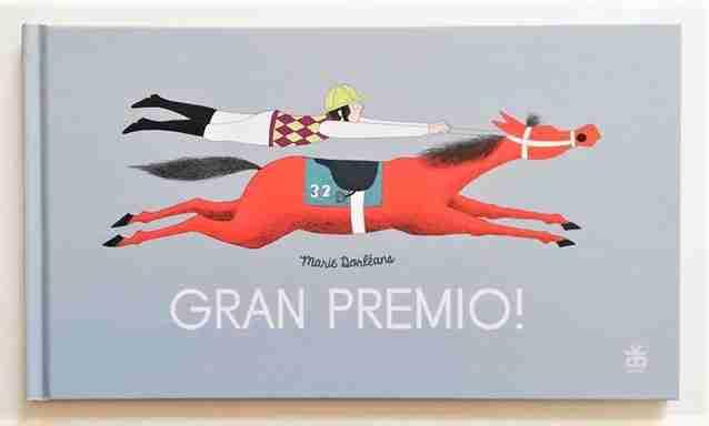 GRAN PREMIO! di Marie Dorléans, SINNOS