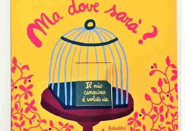 MA DOVE SARÀ? di Cédric Ramadier e Vincent Bourgeau, BABALIBRI