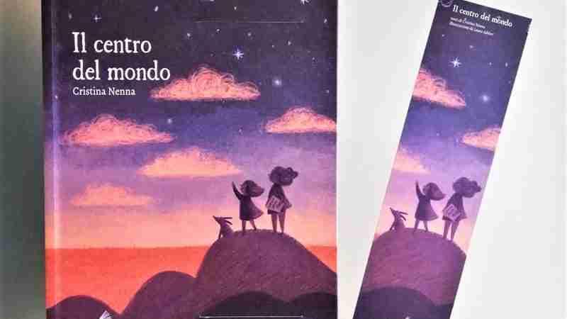 IL CENTRO DEL MONDO di Cristina Nenna e Laura Addari, VERBAVOLANT EDIZIONI