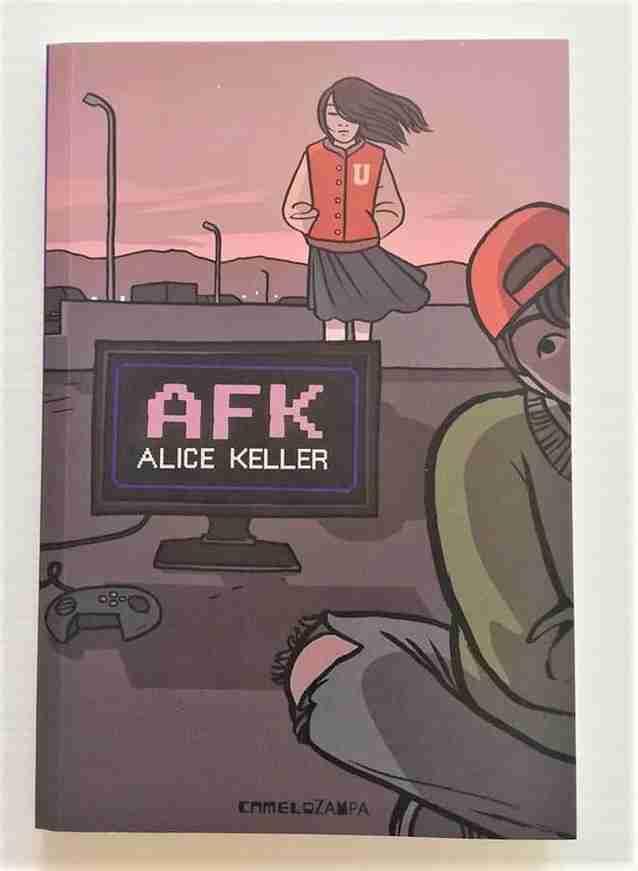 AFK di Alice Keller, CAMELOZAMPA