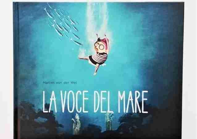 LA VOCE DEL MARE di Marlies van der Wel, SASSI JUNIOR