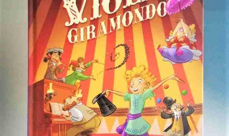 VIOLA GIRAMONDO di Teresa Radice e Stefano Turconi, BAO Publishing
