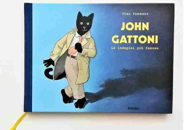JOHN GATTONI. Le indagini più famose di Yvan Pommaux, BABALIBRI