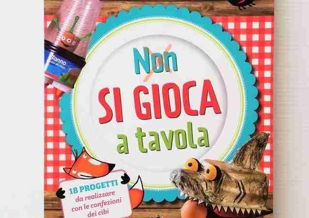 NON SI GIOCA A TAVOLA di Chiara Balzarotti e Guido Quarzo, EDITORIALE SCIENZA