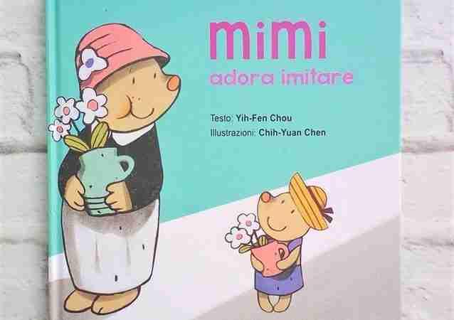MIMI ADORA IMITARE di Chou Yih-Fen e Chen Chih-Yuan, PICARONA