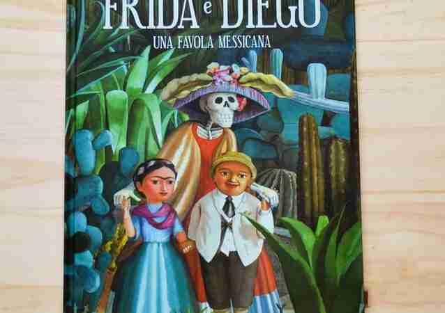 FRIDA E DIEGO. Una favola messicana di Fabian Negrin, GALLUCCI EDITORE