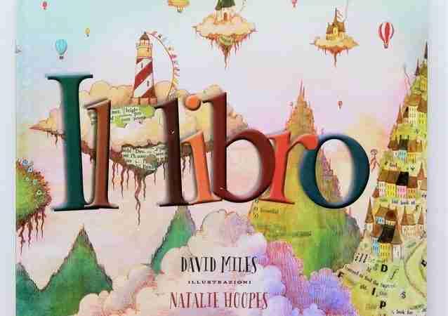 IL LIBRO di David Miles e Natalie Hoopes, PICARONA