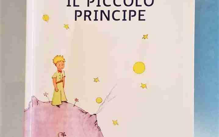 IL PICCOLO PRINCIPE di Antoine de Saint-Exupéry, BIANCOENERO EDIZIONI