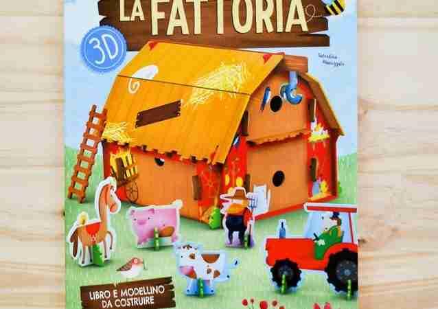 LA FATTORIA 3D di Valentina Manuzzato e Valentina Facci, SASSI JUNIOR