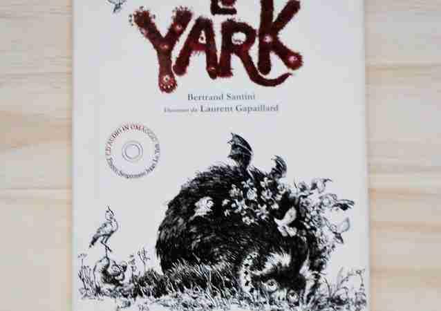 LO YARK di Bertrand Santini e Laurent Gapaillard, LO editions