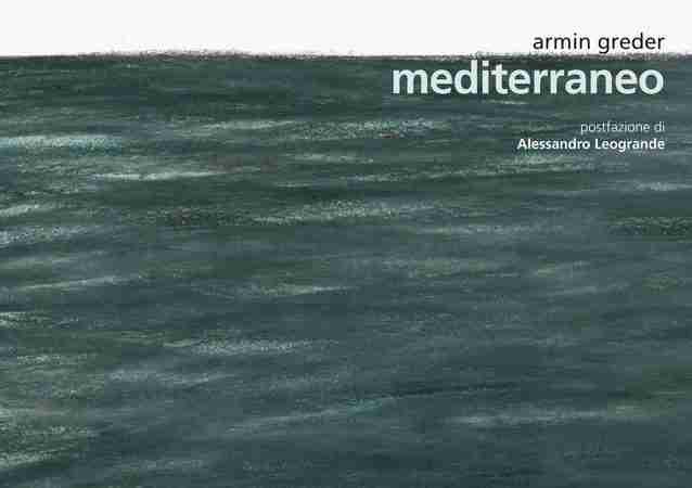 MEDITERRANEO di Armin Greder, ORECCHIO ACERBO EDITORE