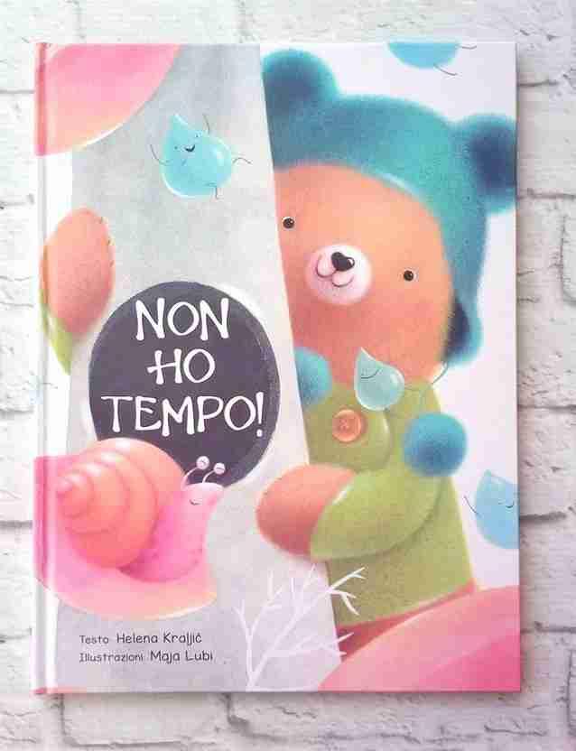 NON HO TEMPO! di Helena Kraljič e Maja Lubi, PICARONA