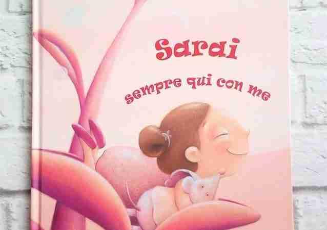 SARAI SEMPRE QUI CON ME di Sanja Pregl e Maja Lubi, PICARONA