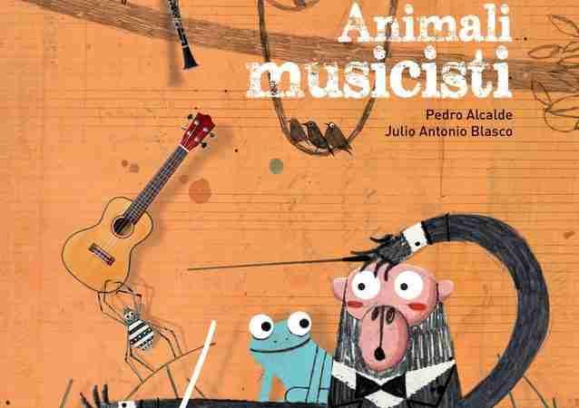 ANIMALI MUSICISTI di Pedro Alcalde e Julio Antonio Blasco, IDEEALI