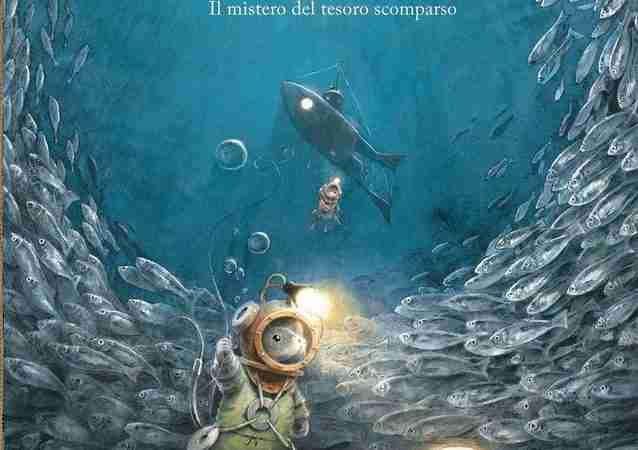 EDISON Il mistero del tesoro scomparso di Torben Kuhlman, ORECCHIO ACERBO EDITORE