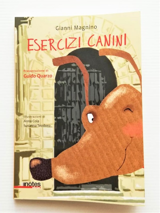 ESERCIZI CANINI di Gianni Magnino, NOTES EDIZIONI