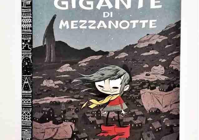 HILDA E IL GIGANTE DI MEZZANOTTE di Luke Pearson, BAO Publishing