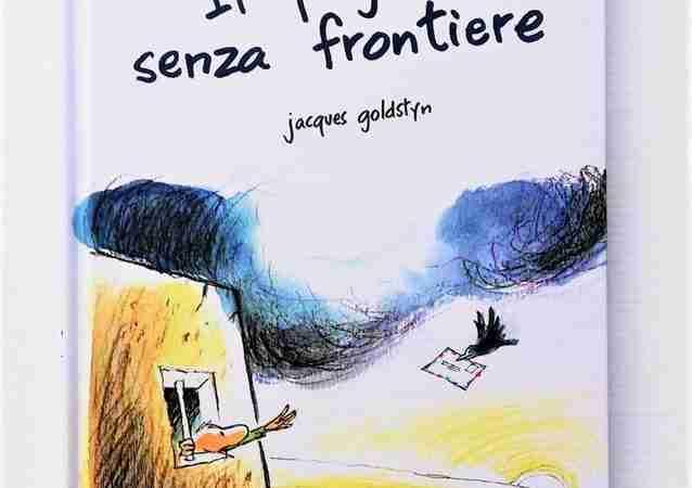 IL PRIGIONIERO SENZA FRONTIERE di Jacques Goldstyn, PICARONA