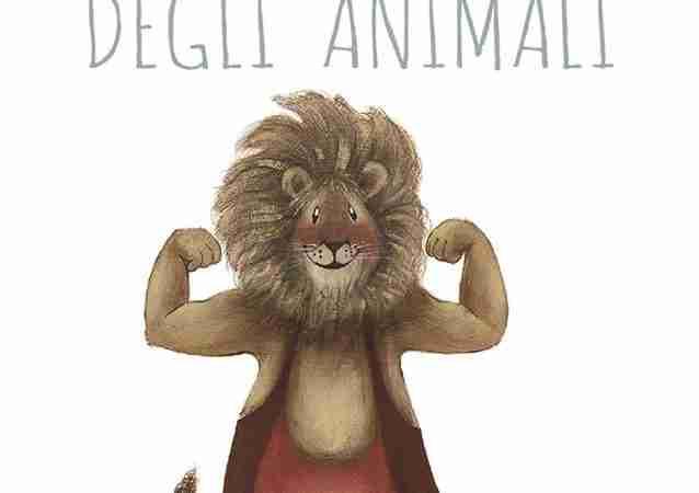 LA GINNASTICA DEGLI ANIMALI di Elisa Mazzoli e Michela Gastaldi, IL LEONE VERDE EDIZIONI