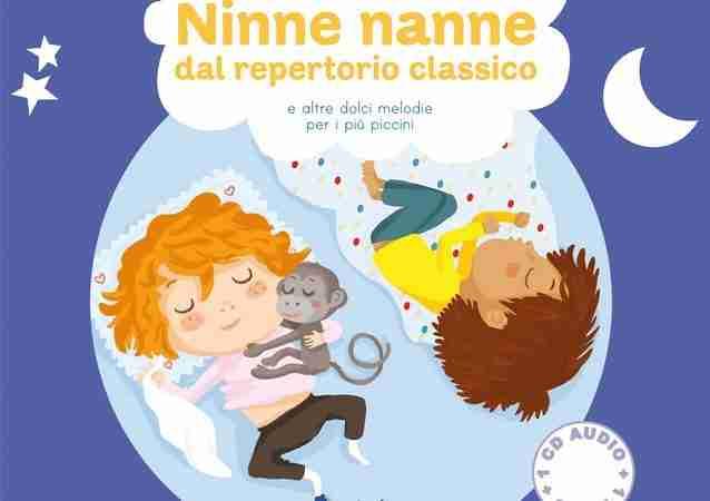 LE MIE PIÙ BELLE NINNE NANNE DAL REPERTORIO CLASSICO, EDIZIONI CURCI