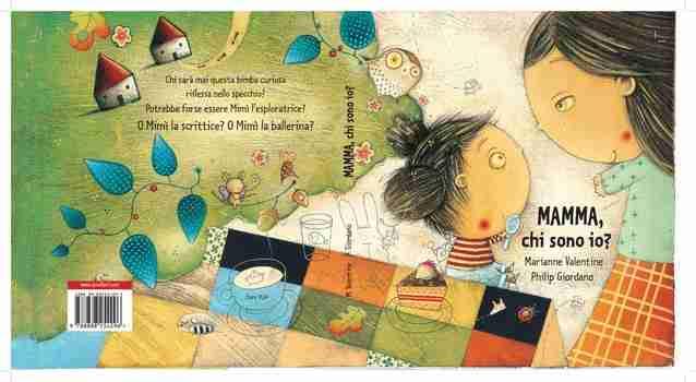 MAMMA, CHI SONO IO? di Marianne Valentine e Philip Giordano, ZOOLIBRI