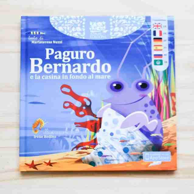 PAGURO BERNARDO E LA CASINA IN FONDO AL MARE di Mariateresa Nuzzi e Irene Bedino, ADNAV EDIZIONI