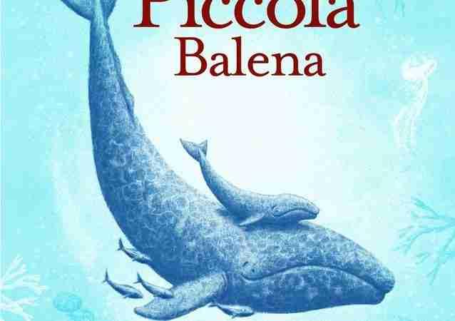 PICCOLA BALENA di Jo Weaver, ORECCHIO ACERBO EDITORE