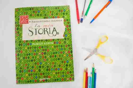 RACCONTIAMO INSIEME LA MIA STORIA. Family album  di Alessandra Spada, GIUNTI DEMETRA