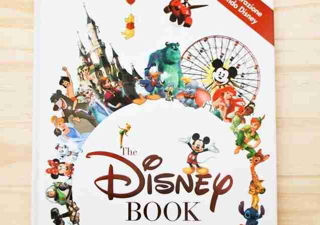 THE DISNEY BOOK. Una celebrazione del mondo Disney, GIUNTI EDITORE