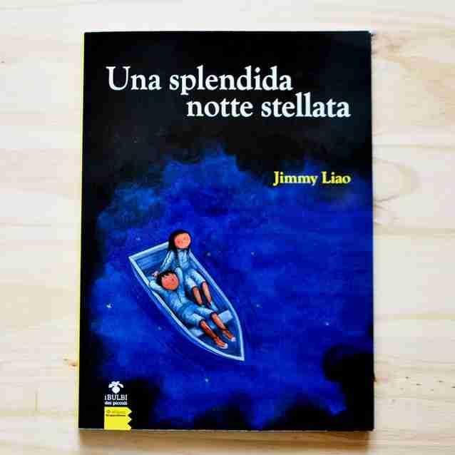 UNA SPLENDIDA NOTTE STELLATA di Jimmy Liao, EDIZIONI GRUPPO ABELE