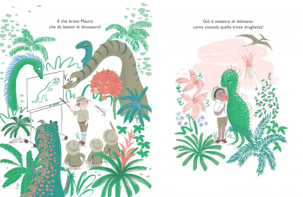 1000 modi per essere speciale  tra i dinosauri