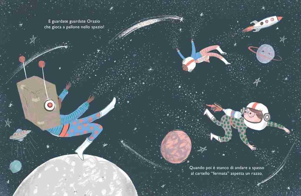 1000 modi per essere speciale  lo spazio