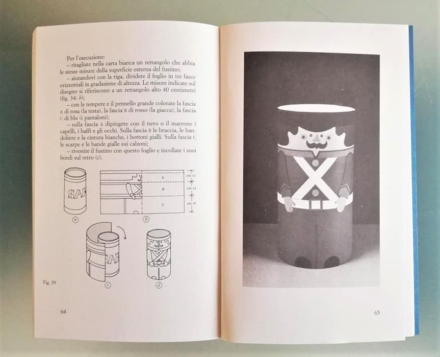 pagine interne del libro così per gioco